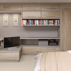 Bedroom Suite design and Installation
